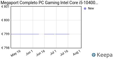 Prezzo Megaport PC-Gaming AMD FX-6100 • Windows